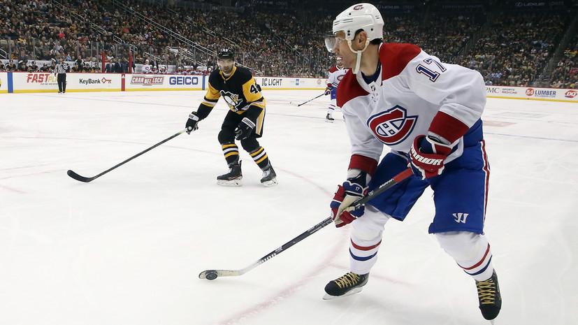 Генменеджер «Монреаля»: Ковальчук хотел получить шанс выиграть Кубок Стэнли в этом году