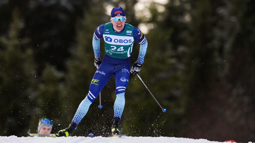 Лыжник Нисканен недоволен превосходством норвежцев на «Ски Туре»