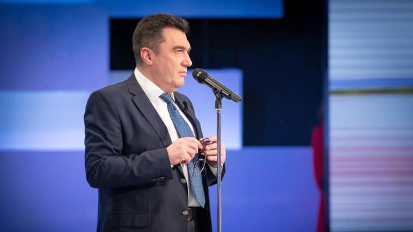 В СНБО Украины спрогнозировали «развал» России