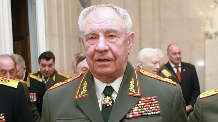 Руслан Хасбулатов прокомментировал сообщение о смерти Дмитрия Язова
