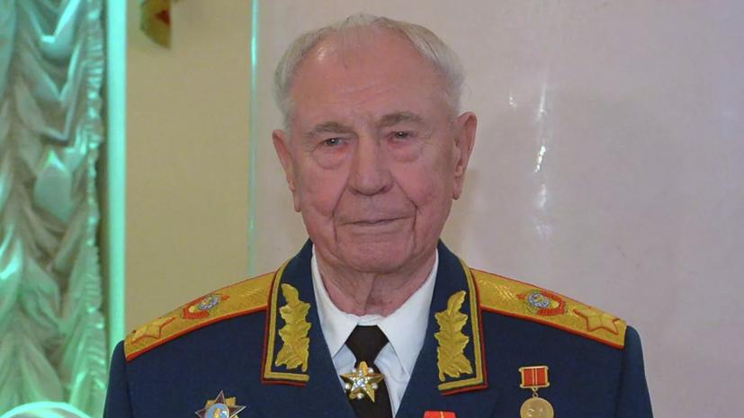 Путин назвал Язова выдающимся военачальником