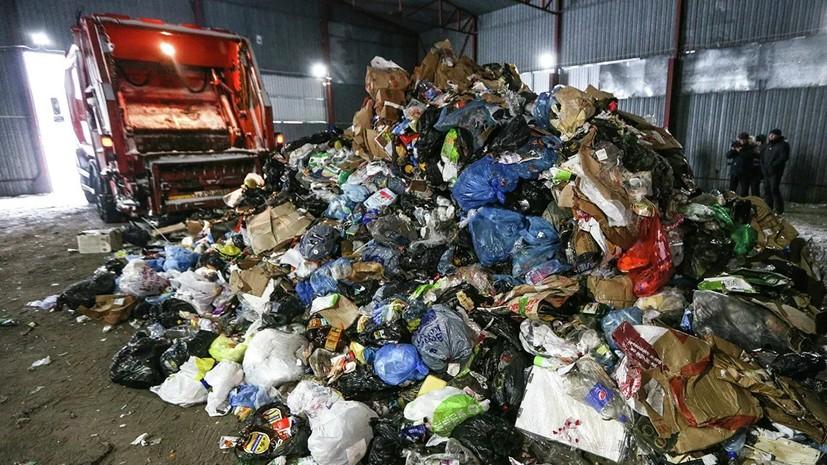 В РЭО рассказали о развитии мусорной реформы в ближайшие годы