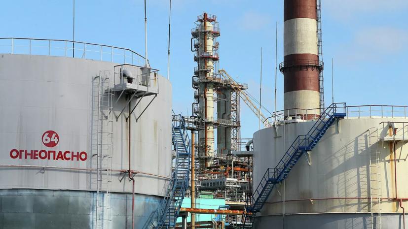 Белоруссия в марте начнёт импорт по нефтепроводу «Одесса — Броды»