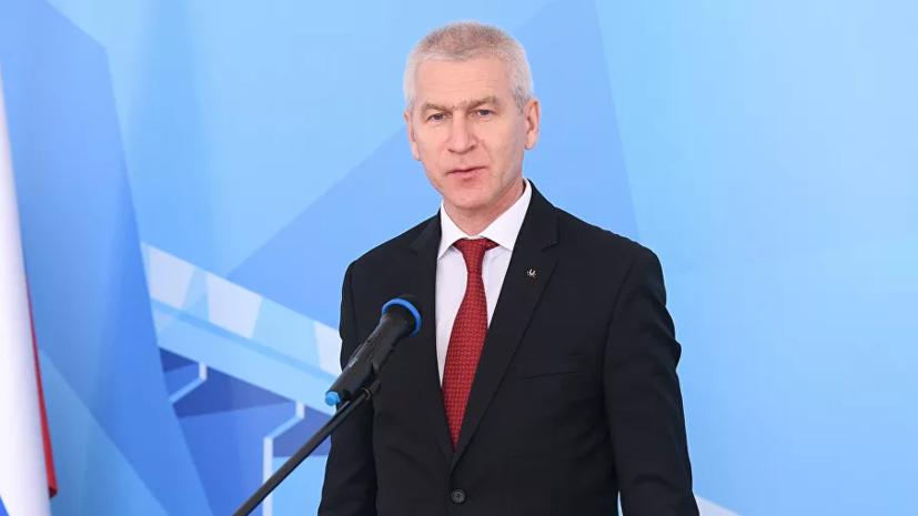 Матыцин надеется, что кризис в российской лёгкой атлетике близок к завершению