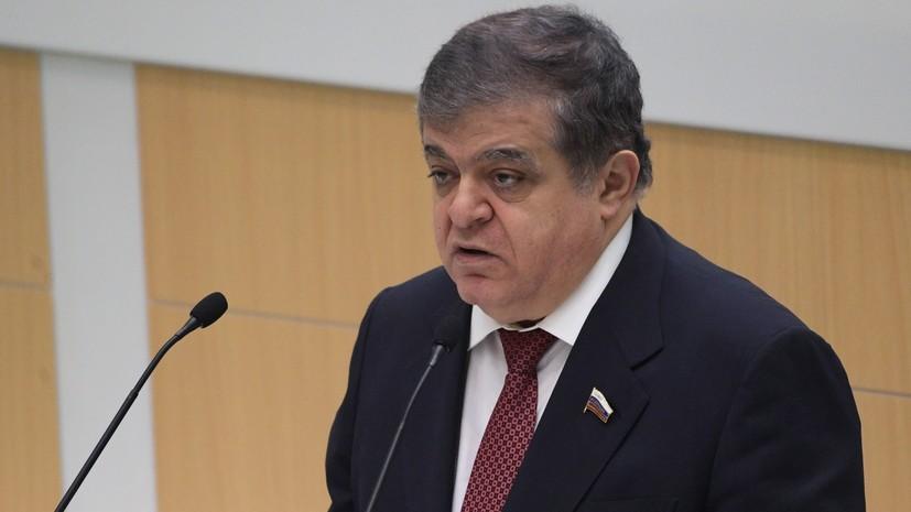 Джабаров оценил идею США «повысить уровень медиаграмотности» в Молдавии