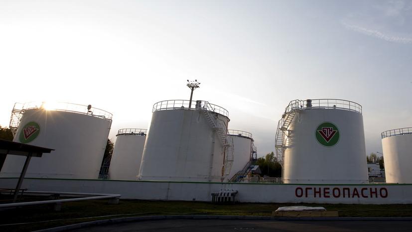 Белоруссия оценила сумму компенсации за грязную нефть из России