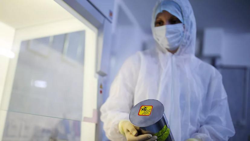Россия передала КНДР тест-системы быстрой диагностики коронавируса