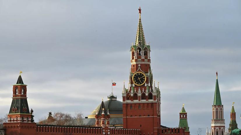 В Кремле заявили, что политика по отношению к Украине не изменилась
