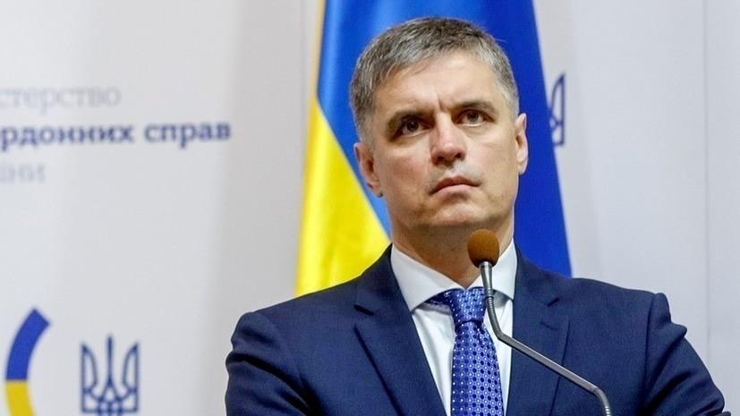Пристайко призвал последовательно усиливать санкции против России