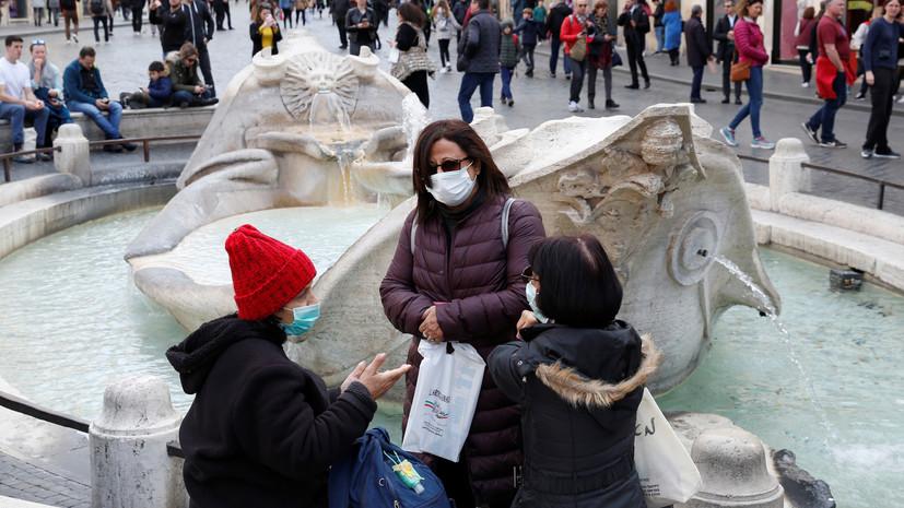 Европейский форум AIBA в Италии отменён из-за коронавируса