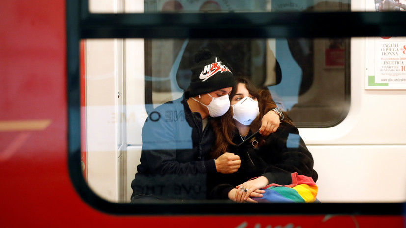 В РСТ оценили ситуацию с распространением коронавируса в Европе