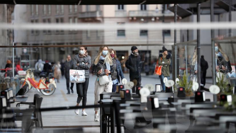 Находящаяся в Италии россиянка прокомментировала ситуацию с распространением коронавируса