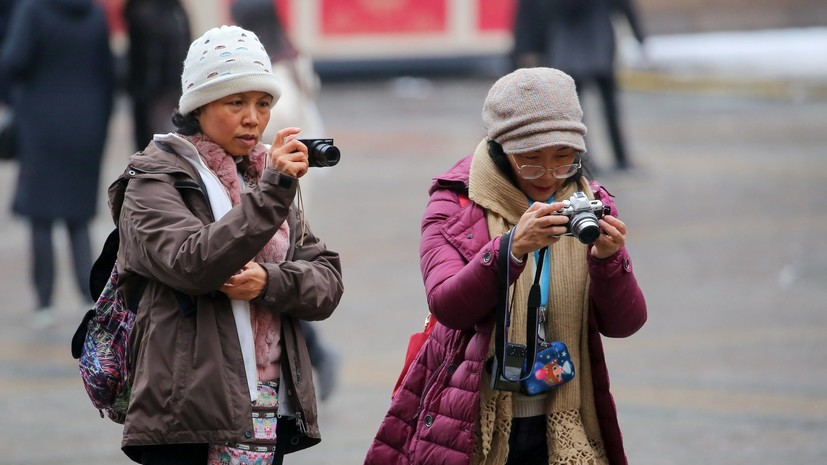 АТОР назвала число организованных туристов из России в Южной Корее