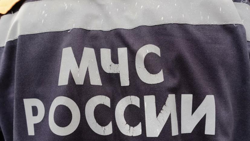 Авиация МЧС возобновила поиск пропавших в Сочи детей