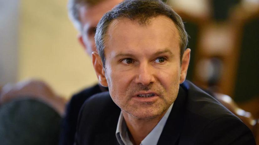 Депутат оценил план партии Вакарчука по «возвращению» Донбасса и Крыма