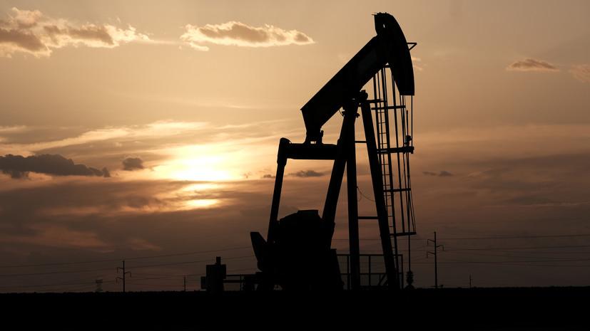 Американская разведка планирует следить за запасами нефти ряда стран