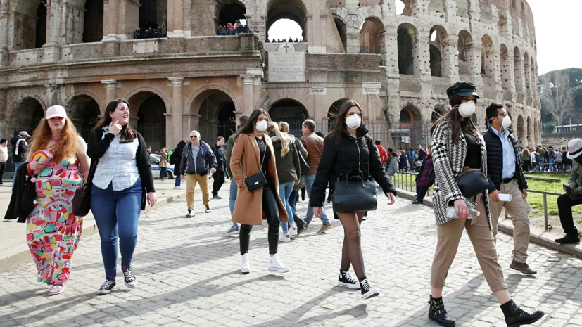 В Италии более 500 человек заразились коронавирусом