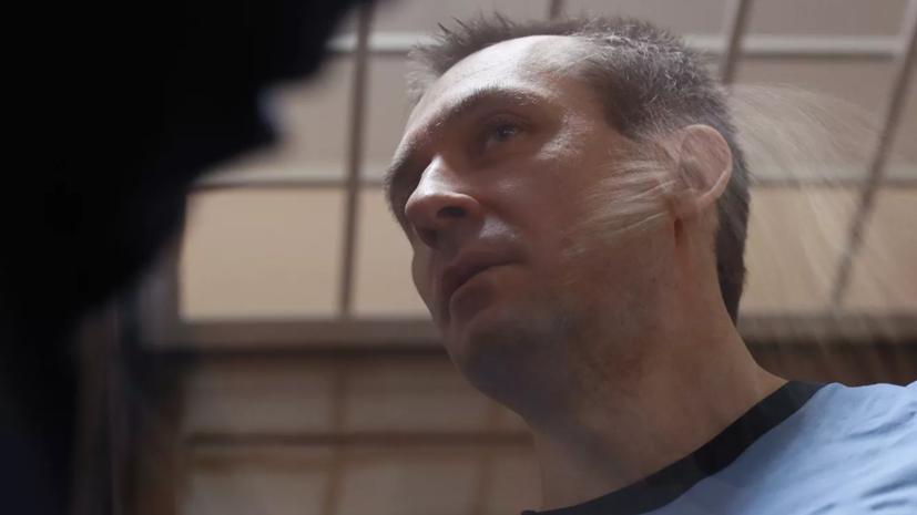 СК предъявил экс-полковнику Захарченко новое обвинение