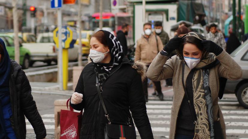 В Белоруссии выявлен первый случай заражения коронавирусом