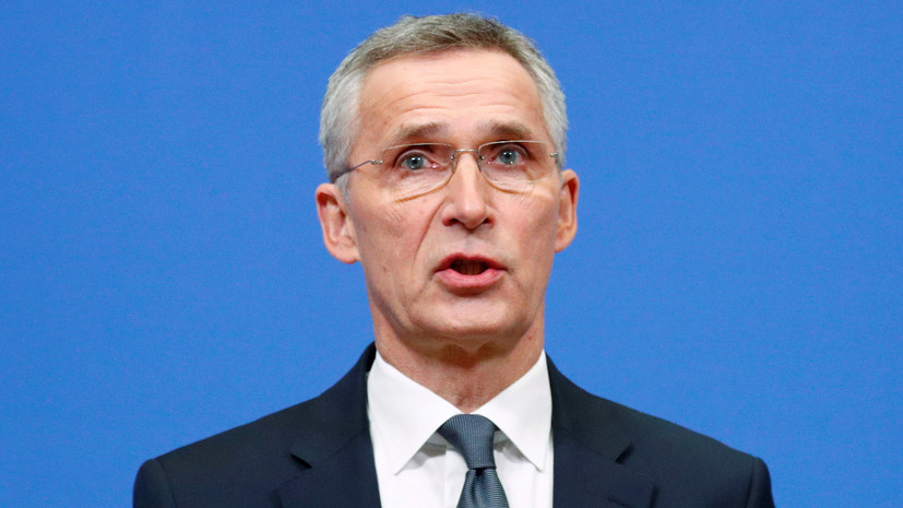 Столтенберг: НАТО изучает меры поддержки Турции