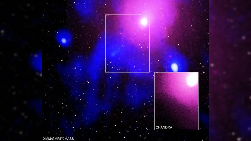 «Неимоверно мощный»: как астрономы наблюдали самый большой взрыв во Вселенной с момента её зарождения