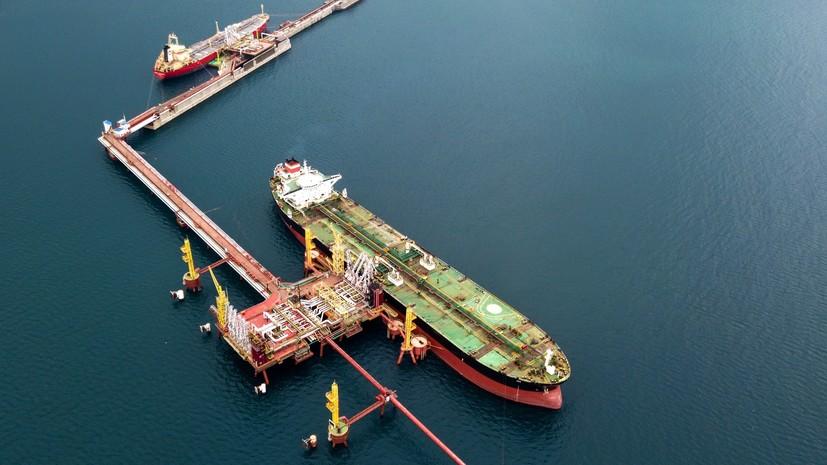 Сырьевая замена: почему США увеличили покупки нефти у России до максимума за восемь лет