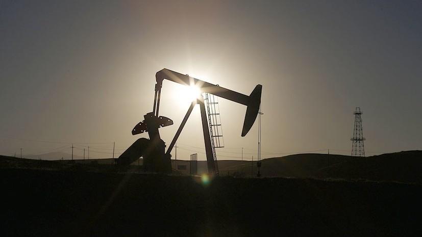 Нефтедобыча в Ливии снизилась до 120 тысяч баррелей в сутки