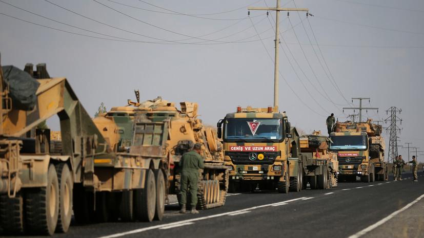 Страны ЕС осудили удары по турецким войскам в Идлибе