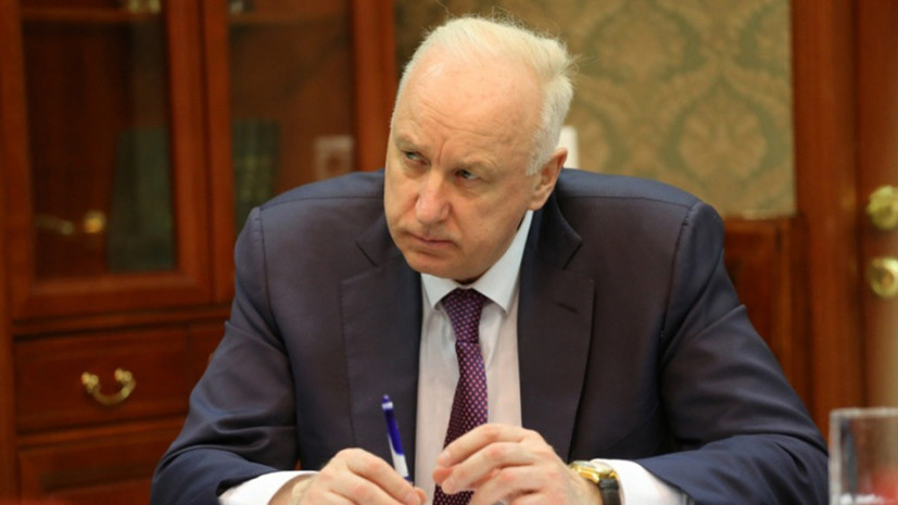 Глава СК поручил взять на контроль расследование ЧП в банном комплексе в Москве