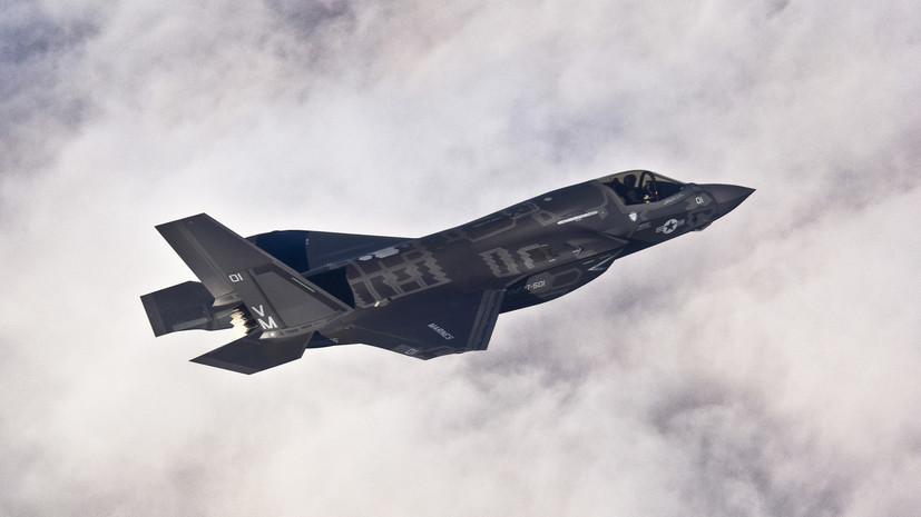 Илон Маск назвал возможного «соперника» истребителя F-35