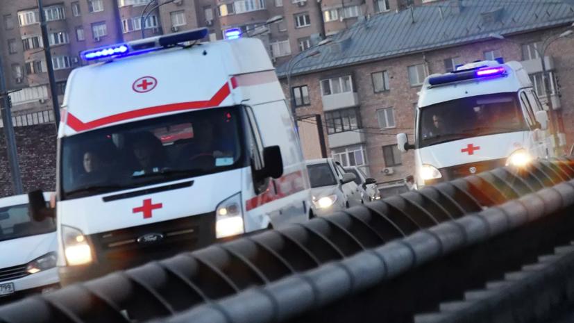 Восемь человек госпитализированы после ДТП в Воронеже