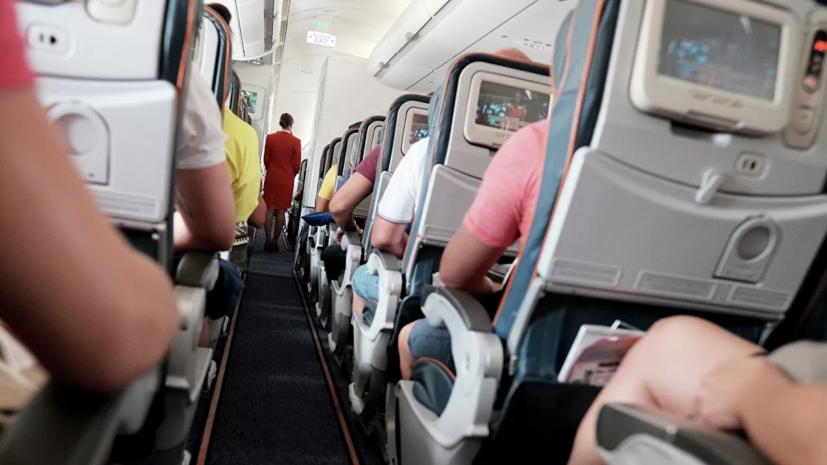 На лайнере Москва — Пекин выявлен пассажир с подозрением на COVID-19