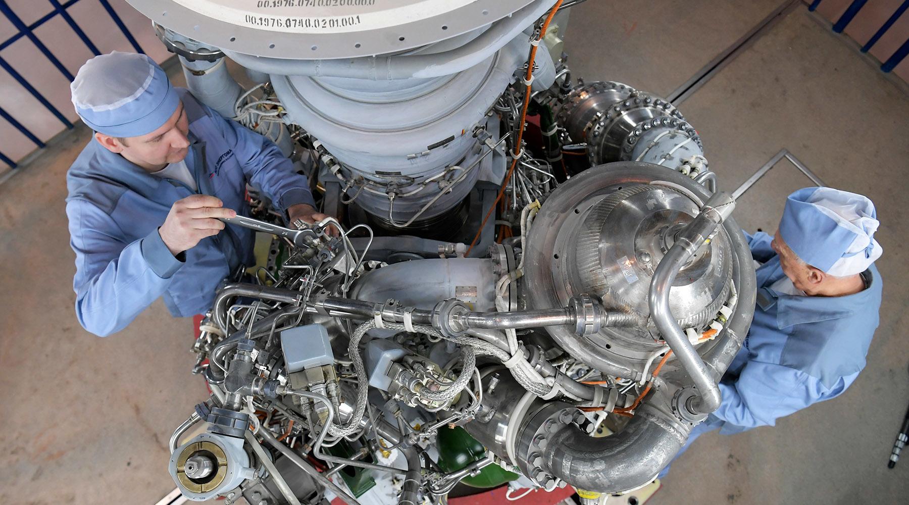 Аналогов нет: американцы будут летать в космос на российских двигателях ещё 10 лет