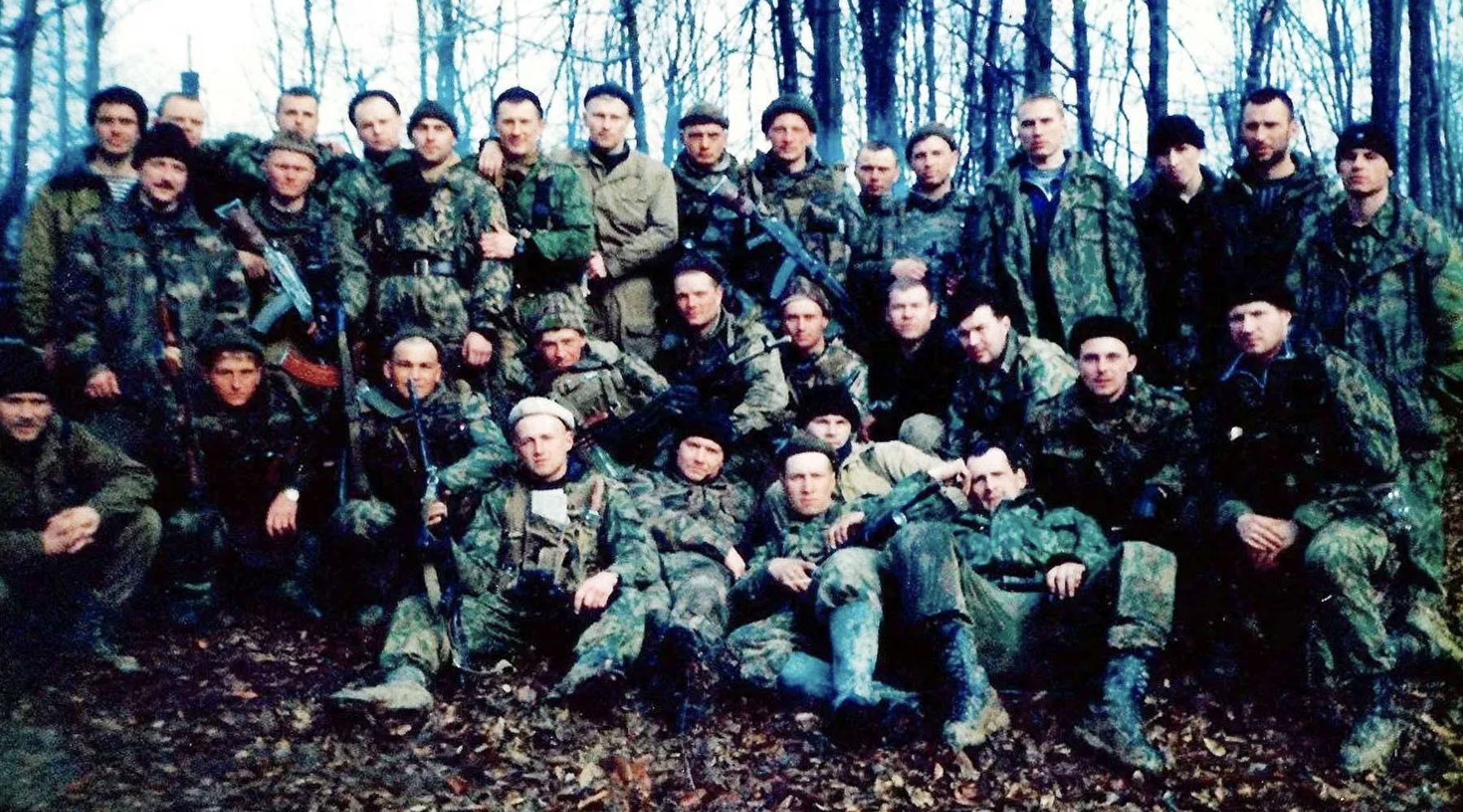 Вести.Ru: Задержание участников банды Басаева и Хаттаба. Видео ФСБ | 1000x1800