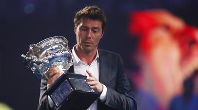 Сафин вручит трофей победителю Australian Open 2020 года