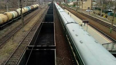РЖД приостановила пассажирское сообщение между Россией и КНДР