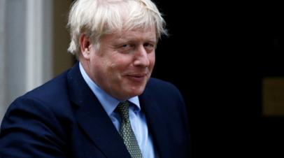 Джонсон: Лондон желает такое же соглашение с ЕС, как с Канадой