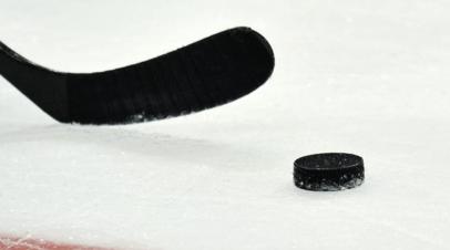Юниорская сборная России по хоккею уступила команде Финляндии на Турнире пяти наций