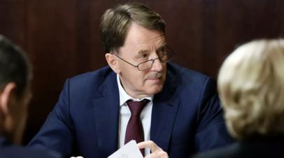 Гордеев получит мандат депутата Госдумы