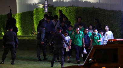 Число пострадавших при стрельбе в таиландском ТЦ выросло до 31