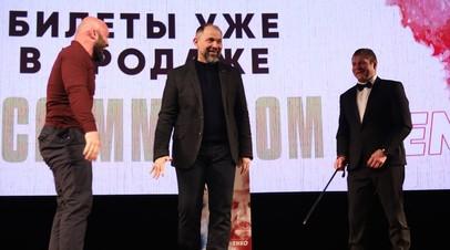 Исмаилов рассказал, что увидел во взгляде Александра Емельяненко