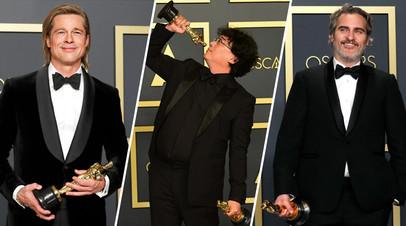 Исторический момент: «Паразиты» стали первым иностранным фильмом, победившим в главной номинации «Оскара»