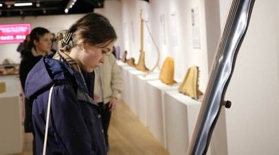 В Москве откроется музей гуслей и китайского гуциня