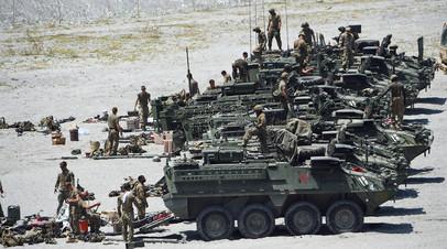 Американские военные на Филиппинах