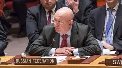 Россия рассчитывает на учёт своей позиции в резолюции по Ливии