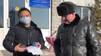 Не представляют опасности для окружающих: в России выписали обоих переболевших коронавирусом пациентов