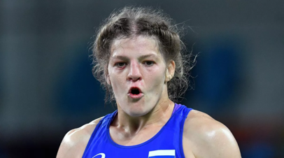 Чемпионка Европы — 2020 по борьбе Букина: перед выходом на ковёр меня качало из стороны в сторону