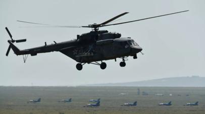При жёсткой посадке вертолёта Ми-8 на Ямале погибли два человека