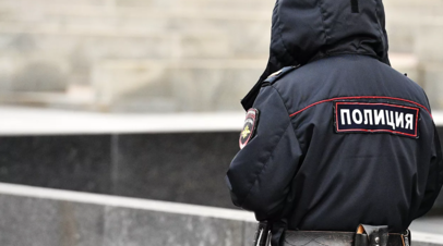 Мужчина с ножом ранил двух человек в храме в центре Москвы