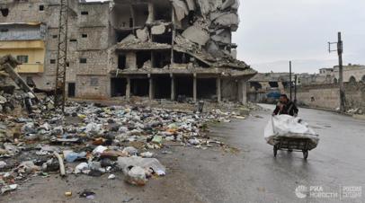SANA: армия САР освободила от боевиков населённые пункты в Алеппо